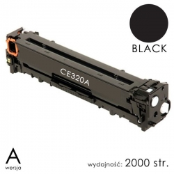 Toner do HP CP1525 Zamiennik BLACK