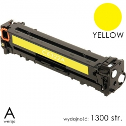 Toner do HP CP1525 Zamiennik YELLOW