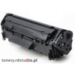 Toner do HP 1010 1015 1018 1020 1022 M1005 M1319 - Zamiennik Q2612A