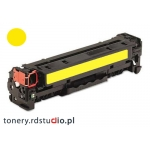 Toner do HP M251 HP MFP M276 Zamiennik HP CF212A Yellow