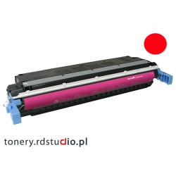 Toner do HP 4600 Hp 4650 Zamiennik MAGENTA